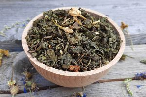 "Herbata ""Jaśminowy bon ton"""