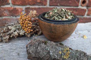 Herbata ziołowa dla nerwusków