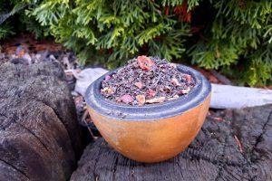 "Herbata ""Owocowa fanaberia witaminowa"""