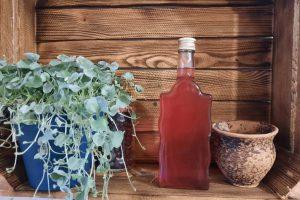 Ocet domowy winogronowy